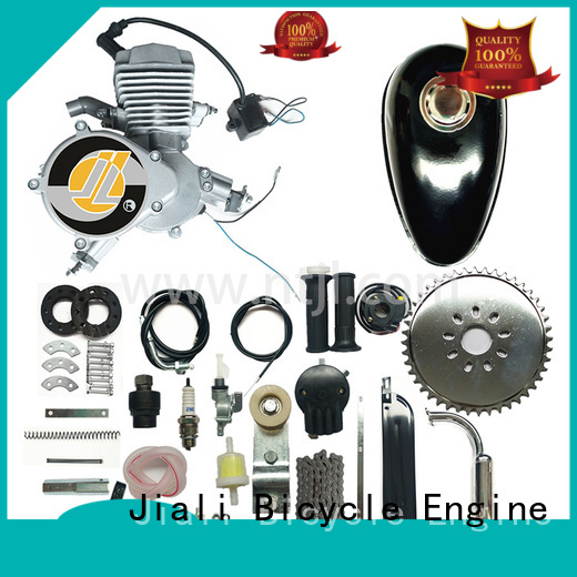 Wholesale 48cc silver bicycle engine kits kit factory for bicycle