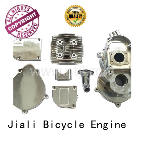Jiali matching 2 stroke gas engine spare parts company for city car