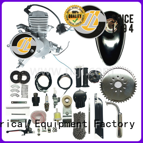 Jiali engine 48cc silver bicycle engine kits company for electric bicycle