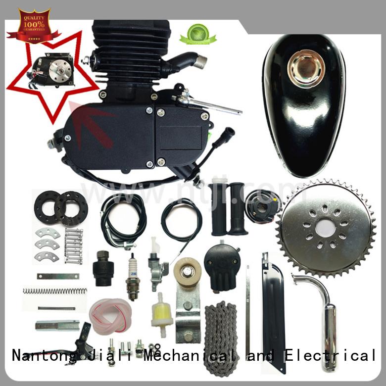 Jiali kit super 80cc black bicycle engine kits vendors for motor car