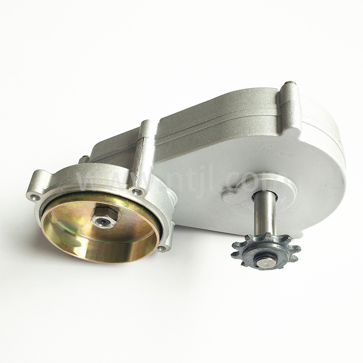 Top 4 stroke transmission chain muffler factory for car-2
