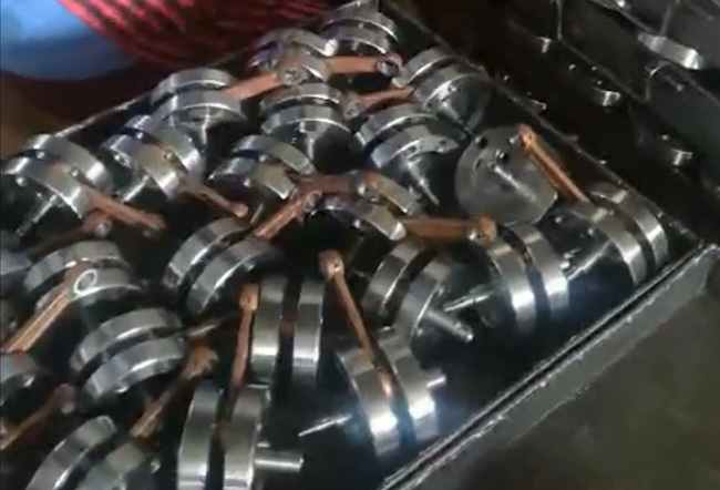 Crankshaft producing Video