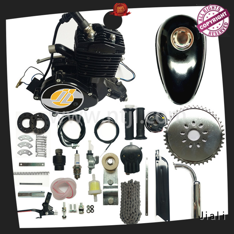 80cc 2 stroke gas engine kit - black