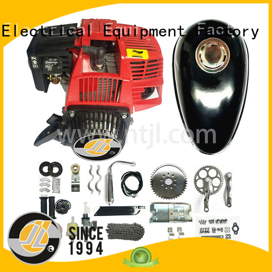 Jiali competitive price 4 stroke bicycle engine supplier for bike