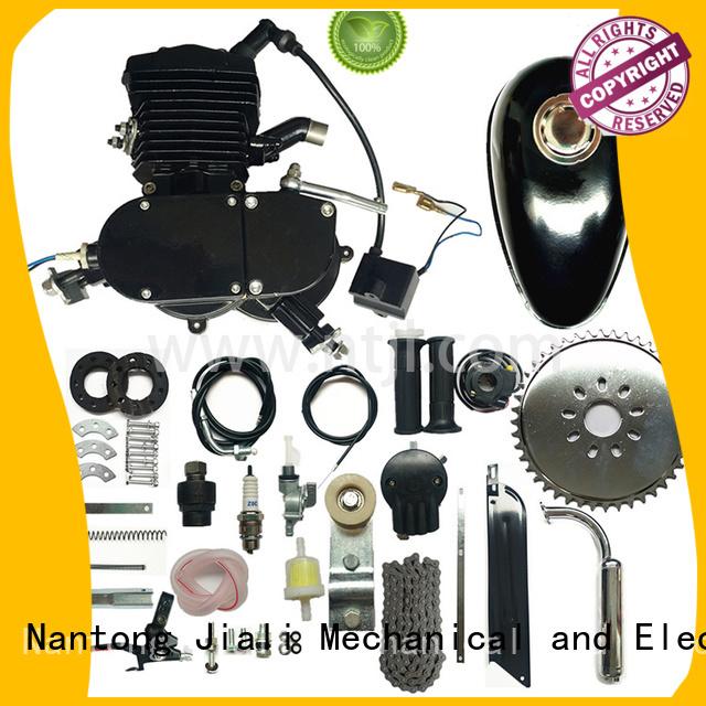 48cc 2 stroke gas engine kit - black