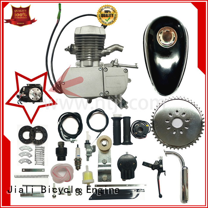 Jiali top quality 80cc engine kit for bicycle