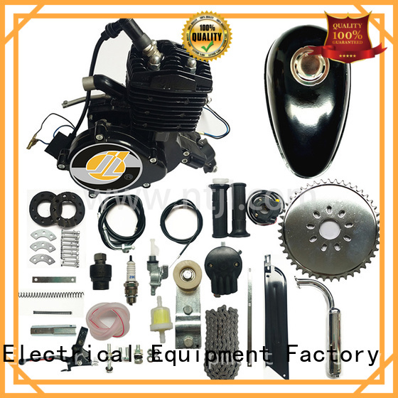 Jiali 80cc black bicycle engine kits bulk production for bike