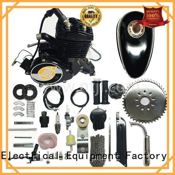 Jiali 80cc black bicycle engine kits bulk production for bike