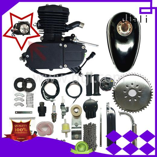 Jiali kit 80cc gas bike kit manufacturers for motor car