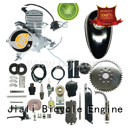Jiali silver 2 stroke engine kit company for bicycle