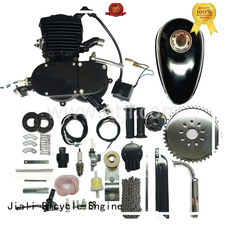 Jiali high quality 2 stroke bike motor for sale for bicycle