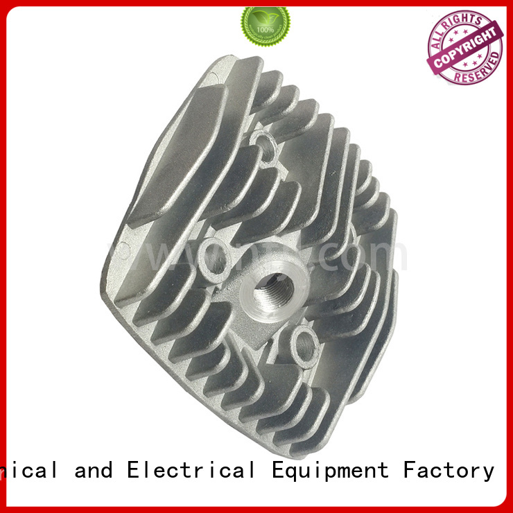 80cc Cylinder cover perfect matching gas engine spare parts