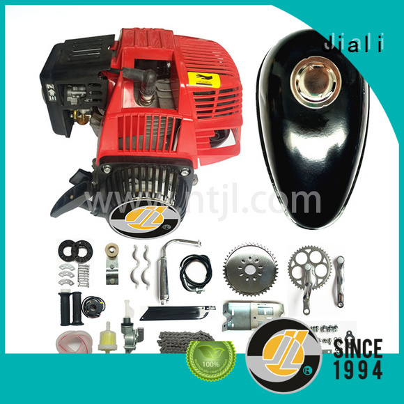 Jiali engine bicycle motor kit 4 stroke manufacturers for electric bicycle