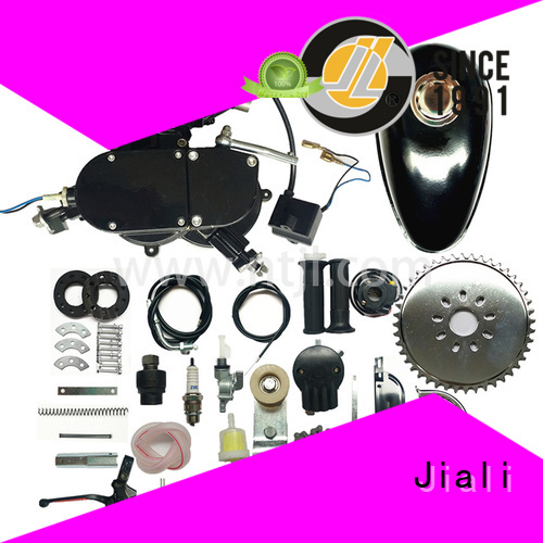 Jiali Latest 2 stroke bicycle motor kit manufacturers for bicycle