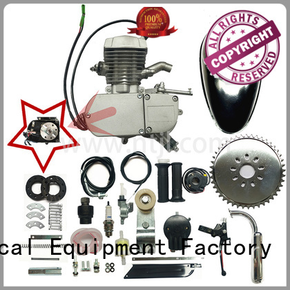 Jiali silver 80cc bike motor kit supply for bike