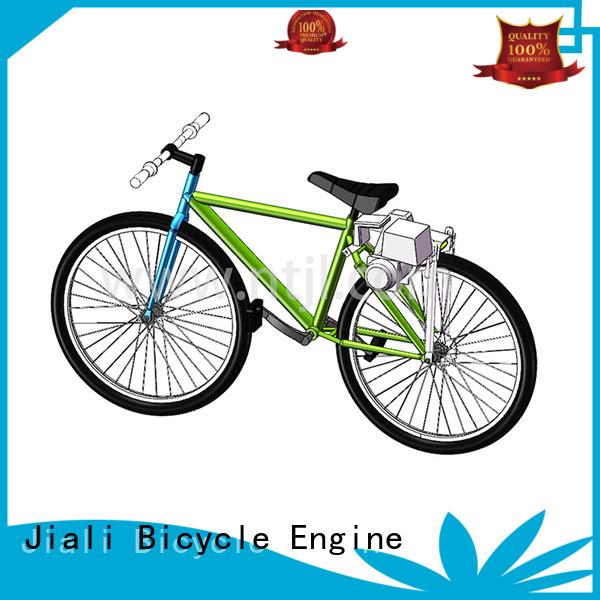 Jiali kit custom bicycle gasoline engine suppliers for bike