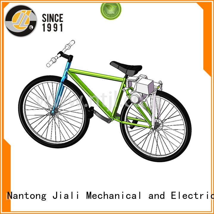 Jiali gas engine spare parts custom bicycle gasoline engine for electric bicycle