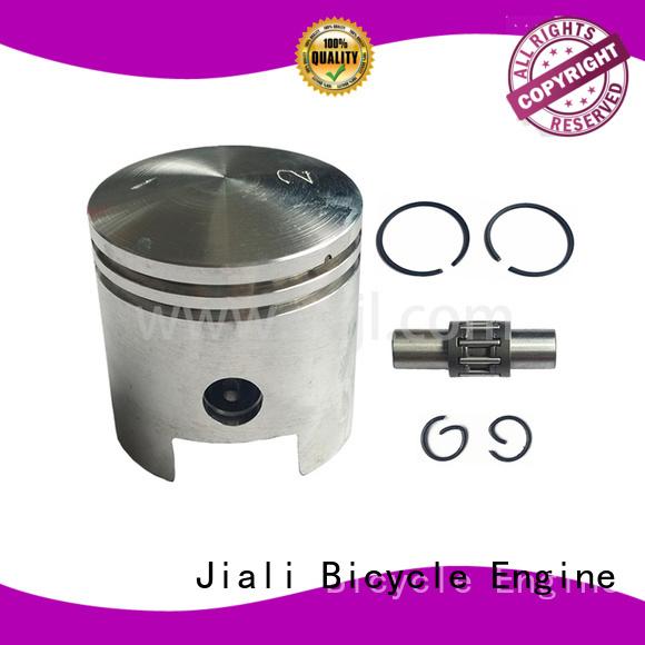 Jiali chrome 2 stroke gas engine spare parts company for car