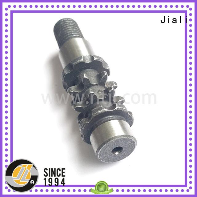 Jiali output sprocket shaft manufacturers for motor car