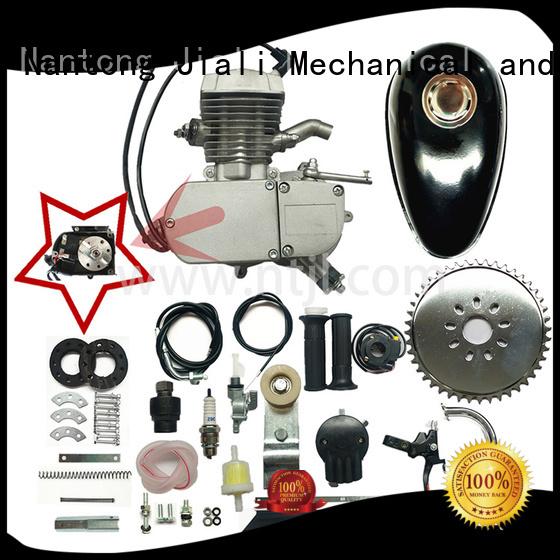 Jiali High-quality 80cc bike motor kit supply for bike