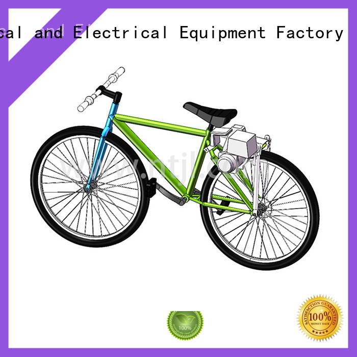 Jiali gas engine spare parts custom bicycle engine kit supplier for bicycle