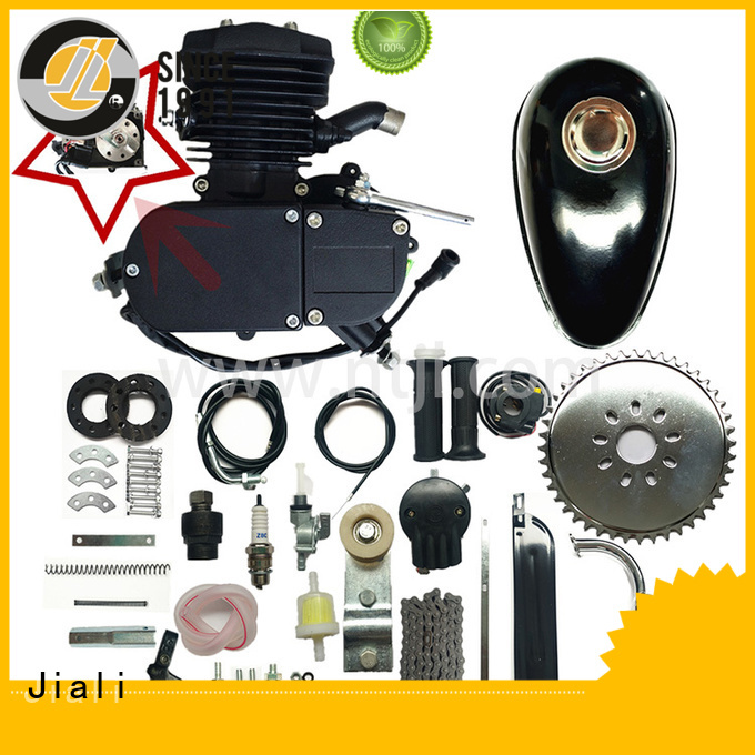 Jiali stroke 80cc gas bike kit for business for motor car
