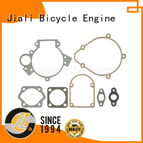 Jiali gaskets 2 stroke gas engine spare parts manufacturers for motor car