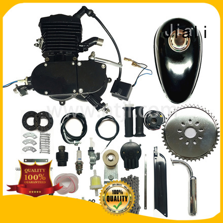 Jiali stroke 2 stroke bicycle motor kit factory for bicycle