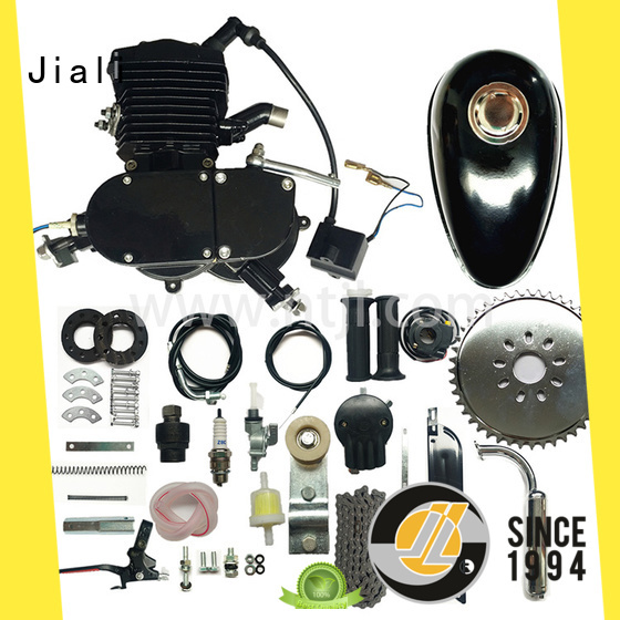 Jiali Best 2 stroke bicycle motor kit supply for electric bicycle