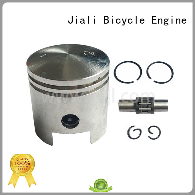 Jiali custom 2 stroke gas engine spare parts wholesale accessory
