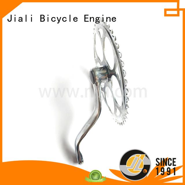 Jiali Custom 4 stroke muffler supply for motor car