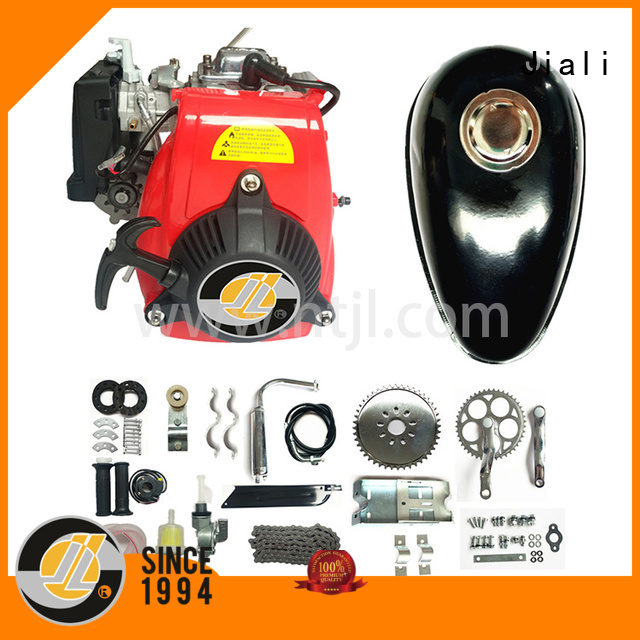 Jiali Wholesale 49cc 4 stroke bicycle engine kit for business for electric bicycle