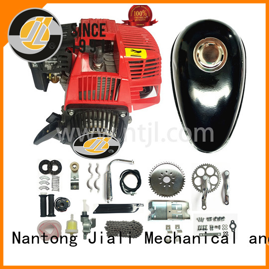 Jiali 4 cycle bike engine builders for electric bicycle