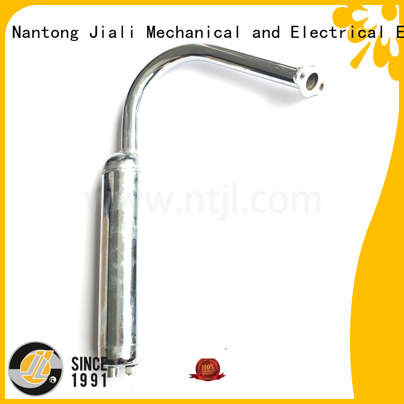 Jiali muffler 4 stroke muffler suppliers for city car
