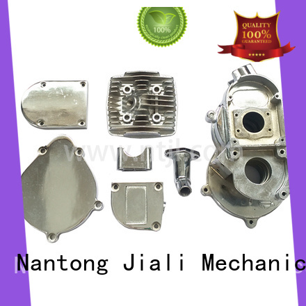 Jiali oil gas engine parts factory for city car