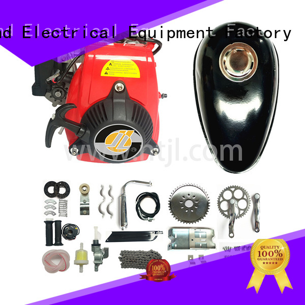 Jiali top quality 49cc 4 stroke engine kit for electric bicycle