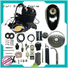 Top 80cc black bicycle engine kits stroke supply for bike
