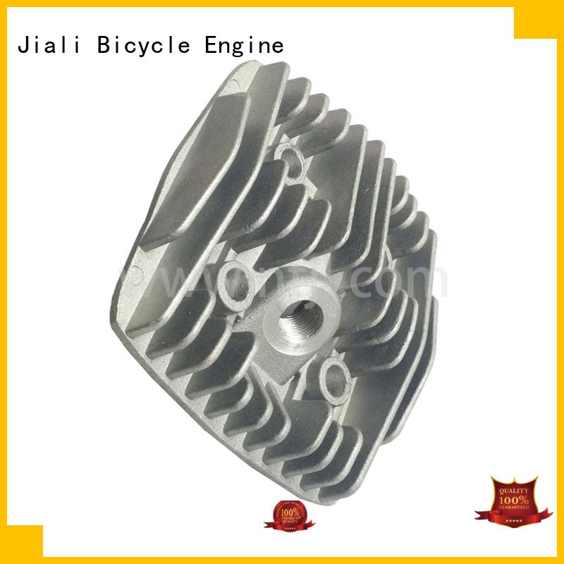 chrome engine parts for city car Jiali