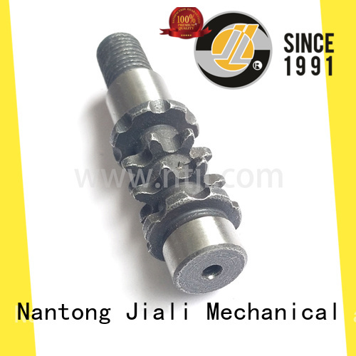 Jiali High-quality sprocket shaft for business accessory