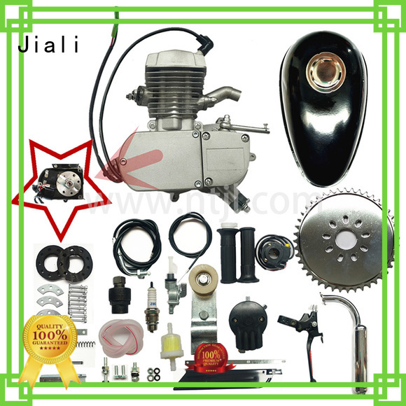 Jiali kit 80cc engine kit company for electric bicycle
