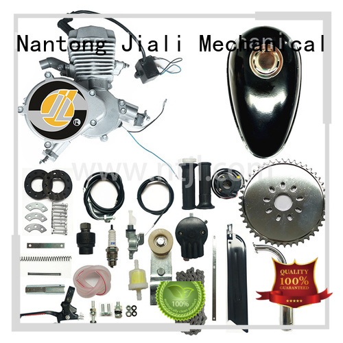 Custom 2 stroke engine kit silver for business for electric bicycle