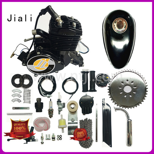 excellent quality 80cc black bicycle engine kits large capacity for electric bicycle