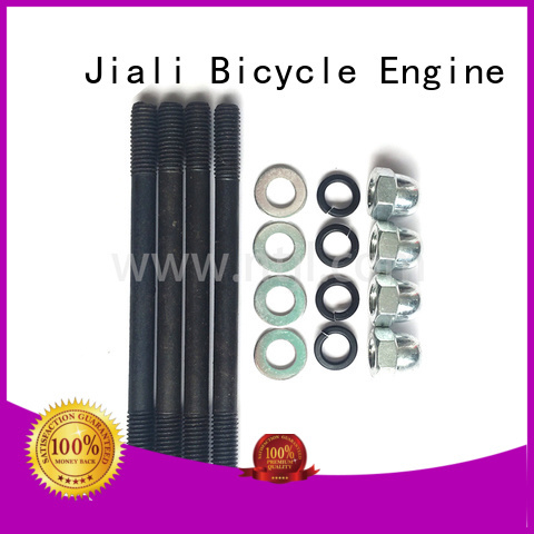 M8 head bolt & nut & gasket gas engine spare parts