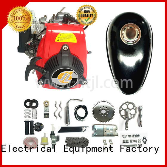 Jiali 142f 49cc bicycle engine kit manufacturers for electric bicycle