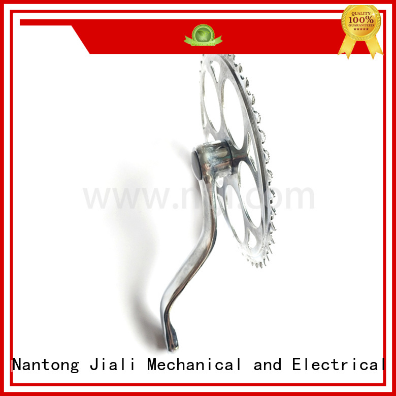 Jiali chrome 4 stroke gas engine spare parts suppliers for motor car