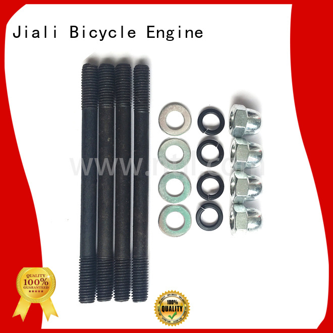 Jiali Best 2 stroke gas engine spare parts suppliers for motor car