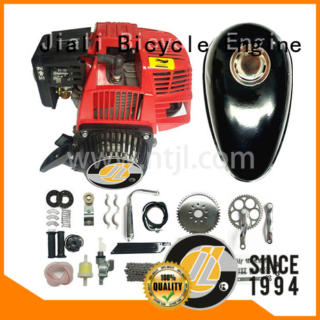 Jiali Best 4 stroke bicycle engine factory for bike