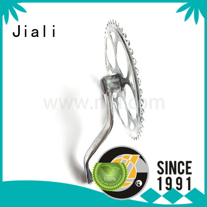 Jiali cycle sprocket shaft suppliers for car