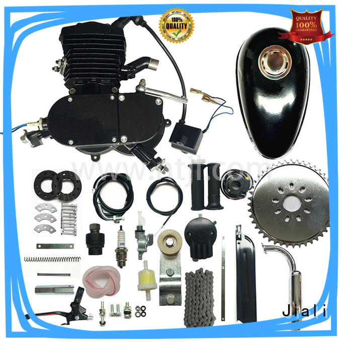 Jiali engine 2 stroke bicycle motor kit factory for bike