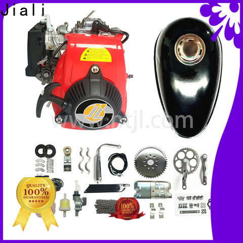Jiali 142f 49cc bike motor kit factory for electric bicycle